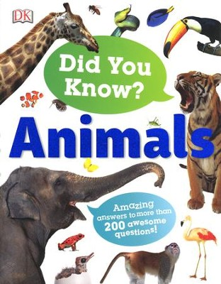 Did You Know? Animals  -