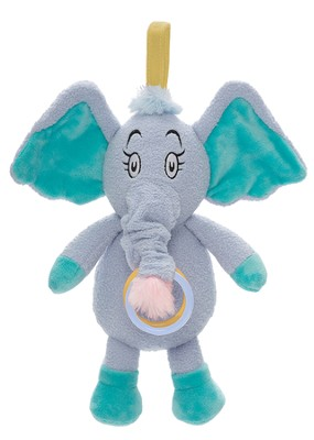Dr. Seuss Horton Musical Pull Toy  -