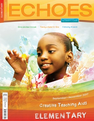 Echoes Elementary Creative Teaching Aids, Fall 2017     -