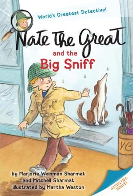 Nate the Great and the Big Sniff - eBook  -     By: Marjorie Weinman Sharmat, Michael Sharmat