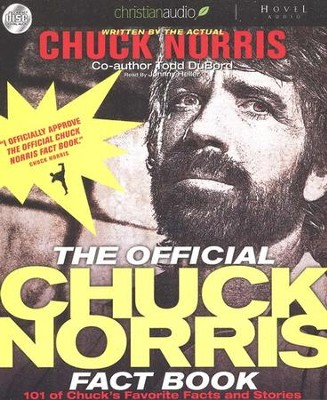 Official Chuck Norris Fact Book - Unabridged Audiobook on CD  -     By: Chuck Norris