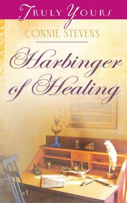 Harbinger of Healing - eBook  -     By: Connie Stevens