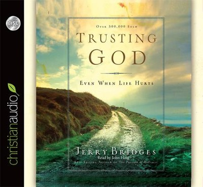 Trusting God Unabridged Audiobook on CD  -     By: Jerry Bridges