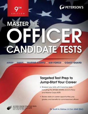 Master the Officer Candidate Tests - eBook  -