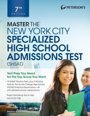 Master the New York City High School Admissions Tests - eBook  -