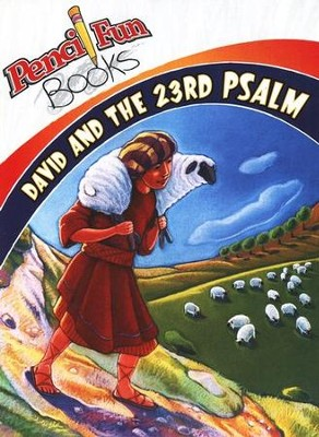 David and the 23rd Psalm, 10-pack   -