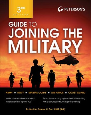 Guide to Joining the Military - eBook  -