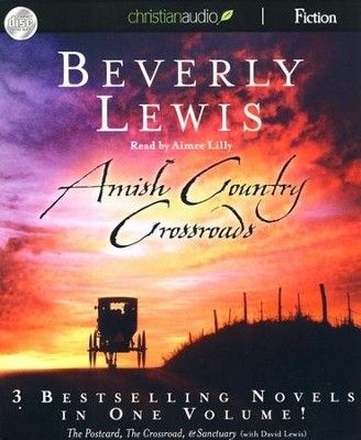 Amish Country Crossroads Abridged Audiobook on CD  -     Narrated By: Aimee Lilly     By: Beverly Lewis