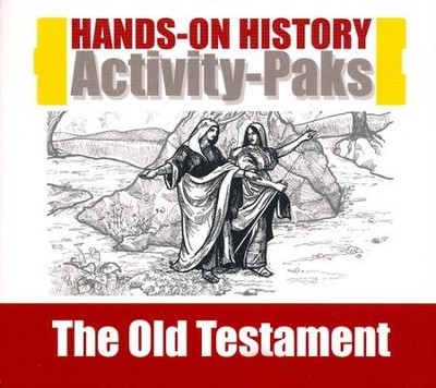 The Old Testament Activity-Pak   -