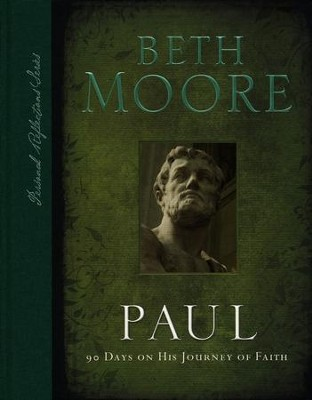Paul: 90 Days on His Journey of Faith  -     By: Beth Moore