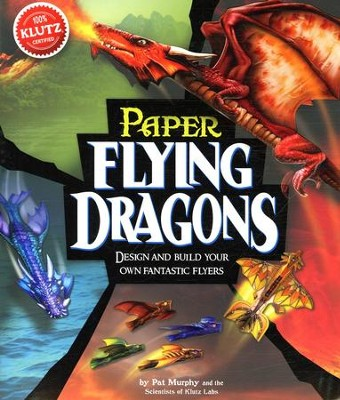 Paper Flying Dragons  -