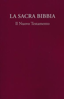 Italian Riveduta New Testament  -
