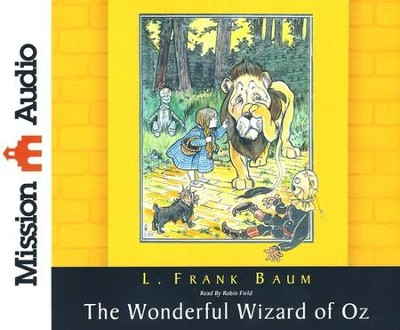 Wonderful Wizard of Oz Unabridged Audiobook on CD  -     Narrated By: Robin Field     By: L. Frank Baum