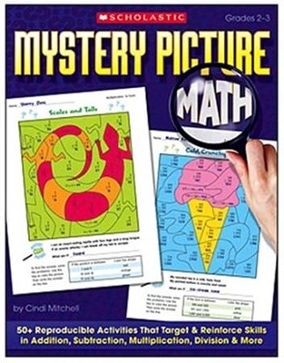 Mystery Picture Math  -     By: Cindi Mitchell