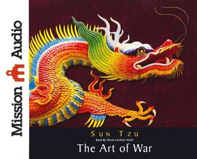 The Art of War--Unabridged Audiobook on CD   -     Narrated By: Dave Heath     By: Sun Tzu