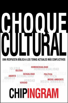 Choque Cultural (Culture Shock)   -     By: Chip Ingram