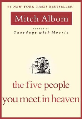 The Five People You Meet in Heaven - eBook  -     By: Mitch Albom