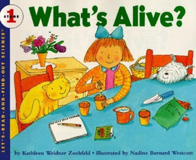 What's Alive?  -
