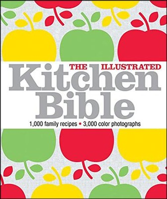 The Illustrated Kitchen Bible  -     By: Victoria Blashford-Snell