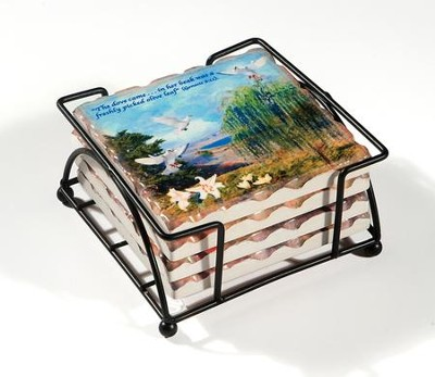 Birds of Israel Coasters   -