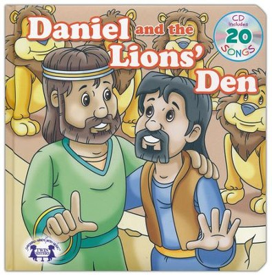 Daniel and the Lions' Den   -