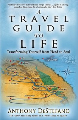 A Travel Guide to Life - eBook   -     By: Anthony DeStefano