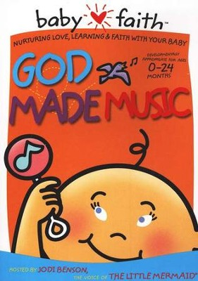 God Made Music, A Babyfaith DVD   -