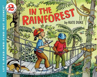 In the Rainforest  -     By: Kate Duke