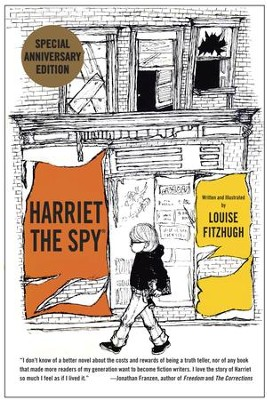 Harriet the Spy - eBook  -     By: Louise Fitzhugh
