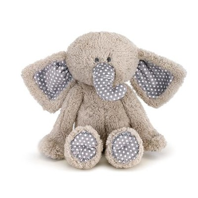Emerson Elephant Plush  -