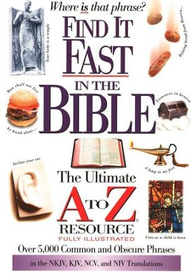 Find It Fast in the Bible   -