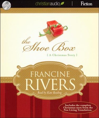 The Shoe Box: A Christmas Story Unabridged Audiobook on CD  -     By: Francine Rivers