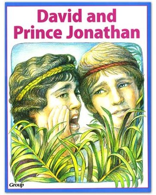 HOBC Bible Big Book: David and Prince Jonathan  -
