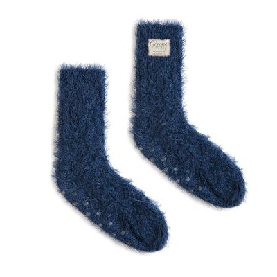 Giving Socks, Navy Blue  -