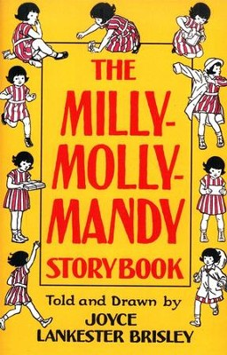 Milly-Molly-Mandy Storybook   -     By: Lankester Brisl