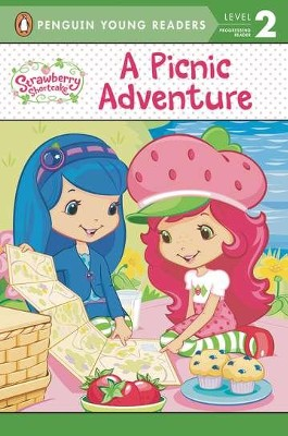 Strawberry Shortcake: A Picnic Adventure  -     By: Samantha Schutz