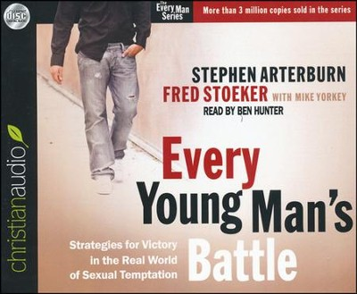 Every Young Man's Battle: Strategies for Victory in the Real World of Sexual Temptation Unabridged Audiobook on CD  -     Narrated By: Ben Hunter     By: Stephen Arterburn, Fred Stoeker, Mike Yorkey