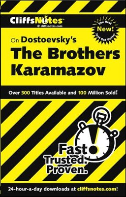 CliffsNotes on Dostoevsky's The Brothers Karamazov, Revised Edition  -     By: James L. Roberts, Gary K. Carey