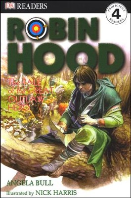 DK Readers, Level 4: Robin Hood    -     By: Angela Bull