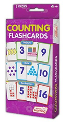 Counting Flashcards (162 cards)   -     By: Dr. Duncan Milne