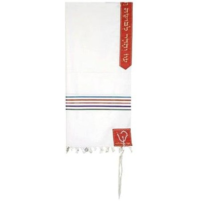 Woman of Excellence Tallit 24 Wool   -