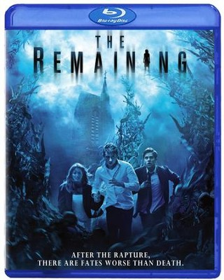 The Remaining, Blu-ray   -