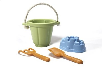 Sand Play Set, 4 Pieces  -