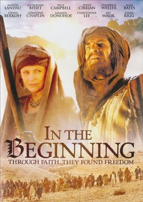 In the Beginning: Through Faith They Found Freedom, DVD   -