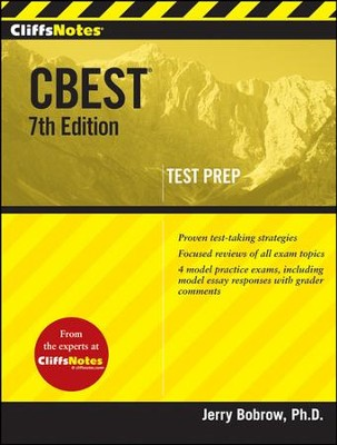 CliffsNotes CBEST, 7th Edition  -     By: Jerry Bobrow