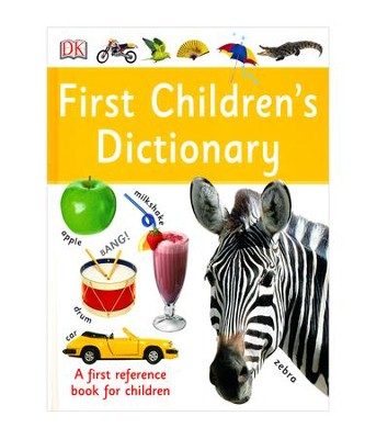First Children's Dictionary  -     By: Editors