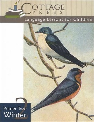 Cottage Press Language Lessons for Children: Primer  2 (Winter)  -     By: Kathy Weitz