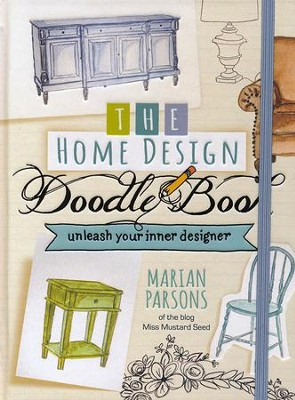 The Home Design Doodle Book  -     By: Marian Parsons