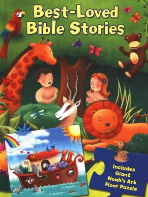 Best-Loved Bible Stories   -     By: Allia Zobel-Nolan