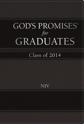 God's Promises for Graduates: 2014: New International Version - eBook  -     By: Jack Countryman
